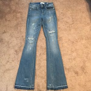 👖Jessica Simpson flared jeans